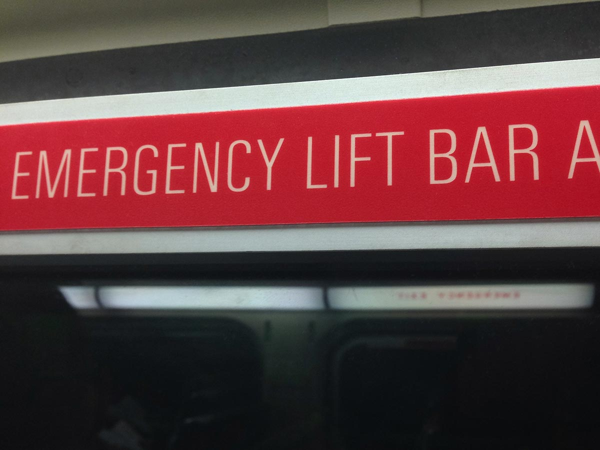Emergency Lift Bar