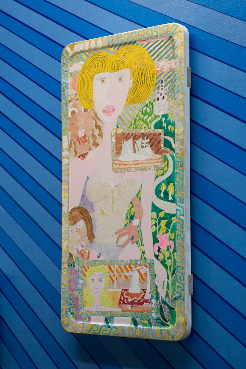 Magdalena Kita, Material Art Fair V